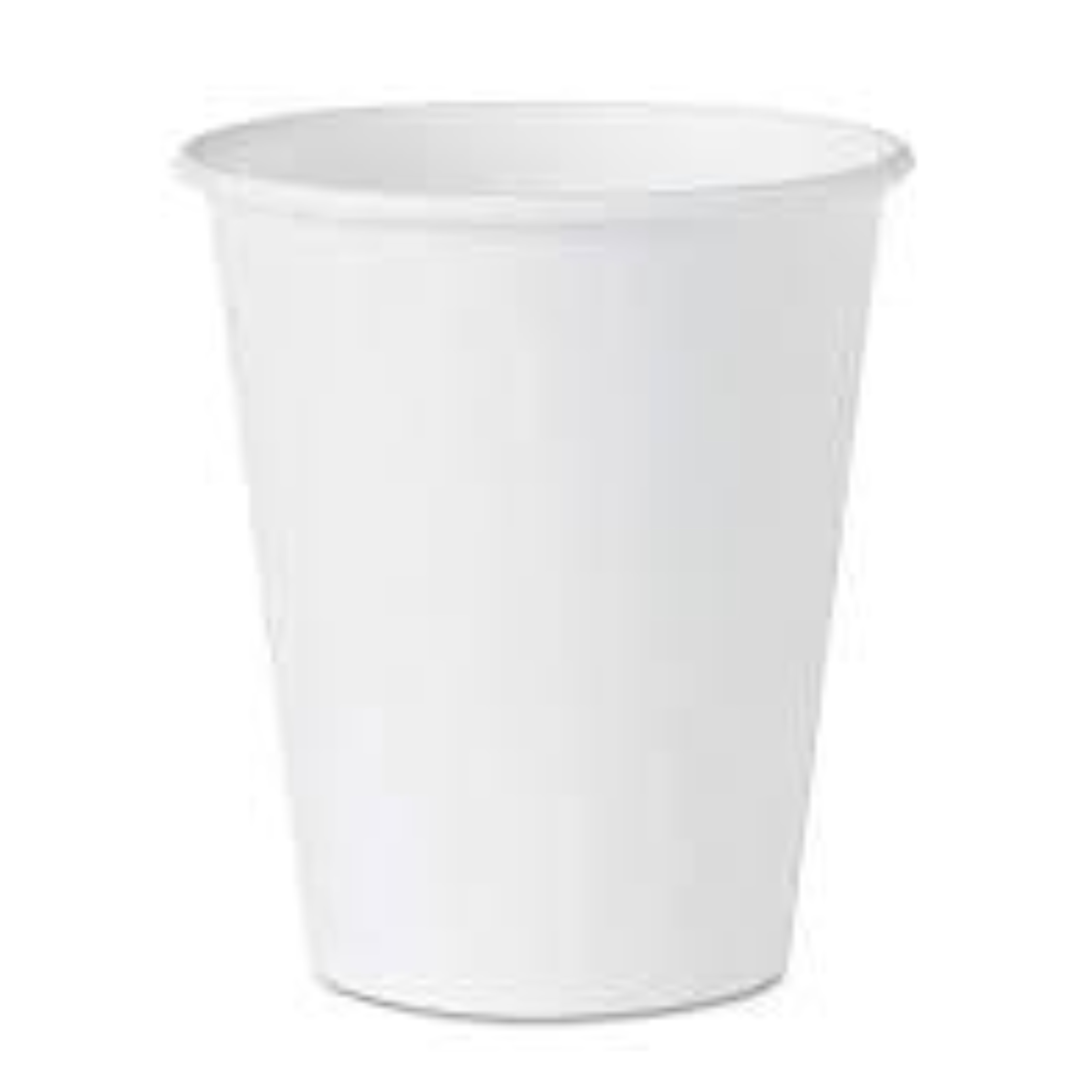 WHITE 6.5OZ CUP SOLD IN A PACK OF 100